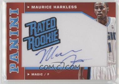 2012-13 Panini - Rated Rookie Signatures #12 - Maurice Harkless /50