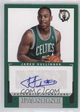 2012-13 Panini - Rookie Signatures #17 - Jared Sullinger