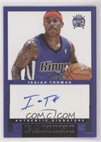 Isaiah Thomas [Noted]