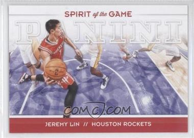 2012-13 Panini - Spirit of the Game #2 - Jeremy Lin