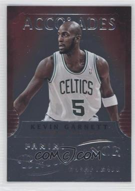 2012-13 Panini Brilliance - Accolades #4 - Kevin Garnett