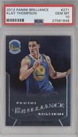 Klay Thompson [PSA 10]