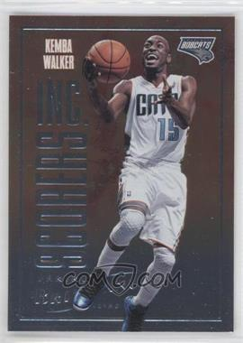 2012-13 Panini Brilliance - Scorers Inc. #12 - Kemba Walker