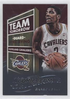 2012-13 Panini Brilliance - Team Tomorrow #4 - Kyrie Irving