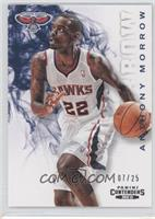Anthony Morrow /25