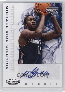2012-13 Panini Contenders - [Base] #202 - Michael Kidd-Gilchrist