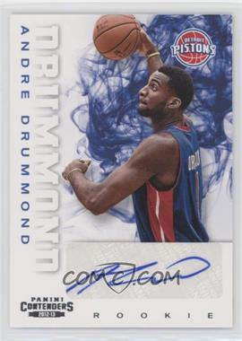 2012-13 Panini Contenders - [Base] #208 - Andre Drummond