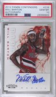 Will Barton [PSA 10 GEM MT]