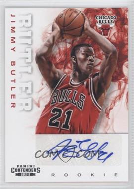 2012-13 Panini Contenders - [Base] #254 - Jimmy Butler