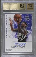 Isaiah Thomas [BGS 9.5 GEM MINT]