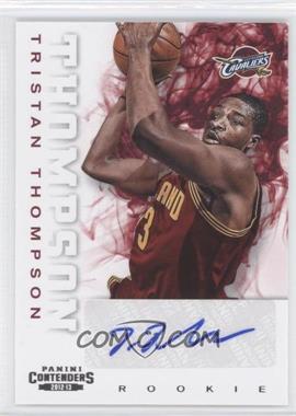 2012-13 Panini Contenders - [Base] #272 - Tristan Thompson
