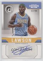 Ty Lawson /99