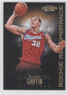 2012-13 Panini Contenders - Rookie Remembrance #1 - Blake Griffin
