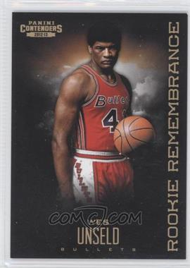 2012-13 Panini Contenders - Rookie Remembrance #29 - Wes Unseld