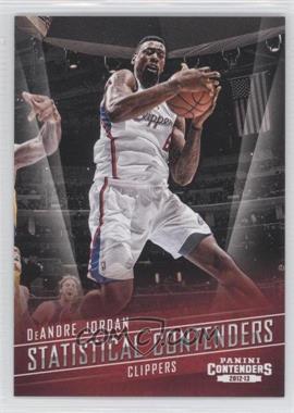 2012-13 Panini Contenders - Statistical Contenders #23 - DeAndre Jordan