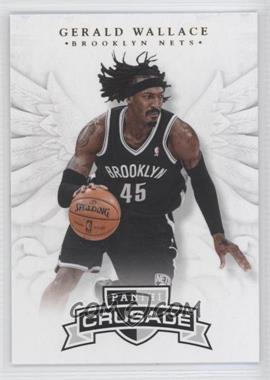 2012-13 Panini Crusade - [Base] #61 - Gerald Wallace