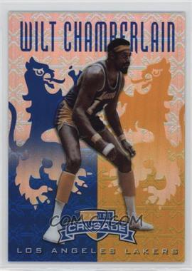 2012-13 Panini Crusade - Crusade - Blue #90 - Wilt Chamberlain