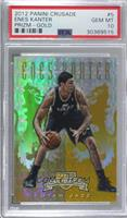 Enes Kanter [PSA 10 GEM MT] #/10