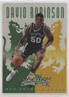 David Robinson #/25
