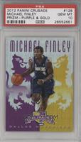 Michael Finley [PSA10GEMMT] #/49