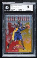 Kobe Bryant [BGS9MINT] #/99