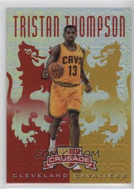 2012-13 Panini Crusade - Crusade - Red #21 - Tristan Thompson /99