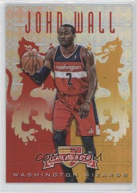 2012-13 Panini Crusade - Crusade - Red #246 - John Wall /99