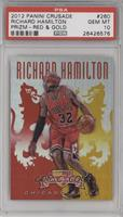 Richard Hamilton [PSA 10 GEM MT] #/99