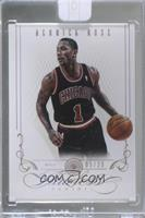 Derrick Rose [Uncirculated] #/20