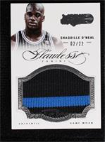 Shaquille O'Neal  #/22