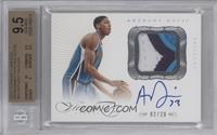 Anthony Davis [BGS 9.5 GEM MINT] #2/20