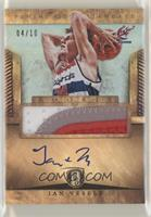 Jan Vesely #/10