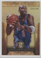 Anfernee Hardaway (New York Knicks) #329/349