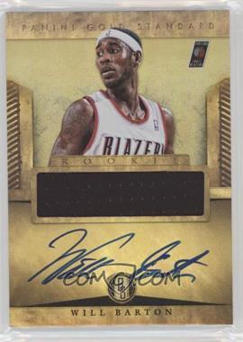 2012-13 Panini Gold Standard - [Base] #234 - Will Barton