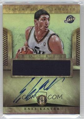 2012-13 Panini Gold Standard - [Base] #290 - Enes Kanter