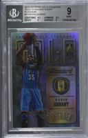 Kevin Durant /10 [BGS9MINT]