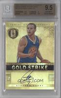 Stephen Curry /75 [BGS 9.5]