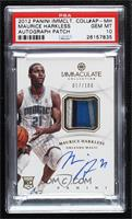 Maurice Harkless [PSA 10 GEM MT] #/100