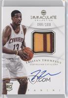 Tristan Thompson #/100