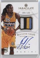 Kenneth Faried /100