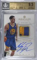 Klay Thompson /100 [BGS 9.5 GEM MINT]