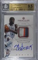 Kemba Walker /25 [BGS 9.5 GEM MINT]