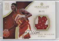 Dominique Wilkins /21