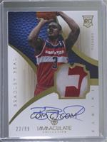 Rookie Patch Autograph - Bradley Beal #/99