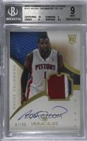 Andre Drummond /99 [BGS 9 MINT]