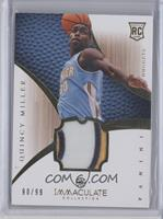 Quincy Miller /99 [Good to VG‑EX]