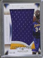 Shaquille O'Neal #3/36