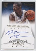 Andrew Nicholson #/99