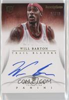 Will Barton #/99