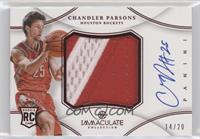 Chandler Parsons #/20